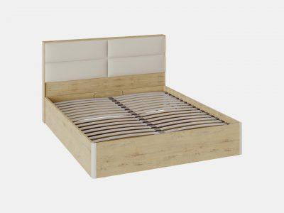 Двуспальная кровать из ЛДСП