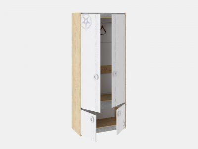 Шкаф для одежды «Мегаполис»