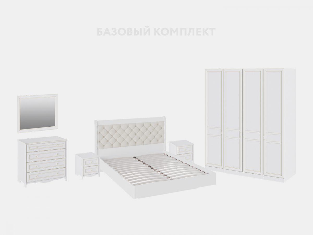белая спальня «Франческа»