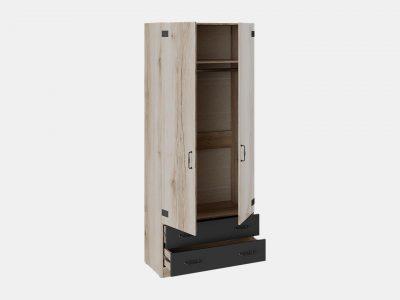 Шкаф для одежды комбинированный «Окланд»