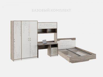 Одноместная кровать «Брауни» №2