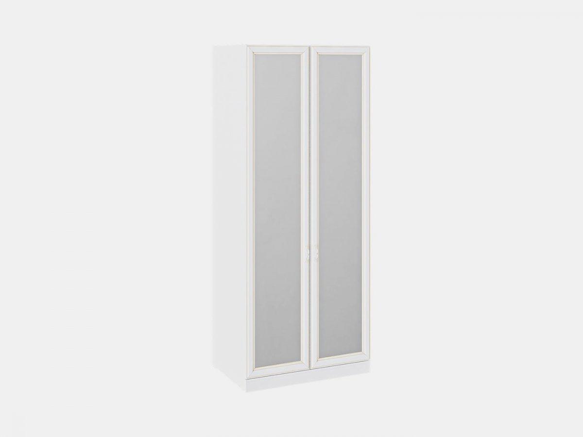 Шкаф для одежды «Франческа» зеркальный