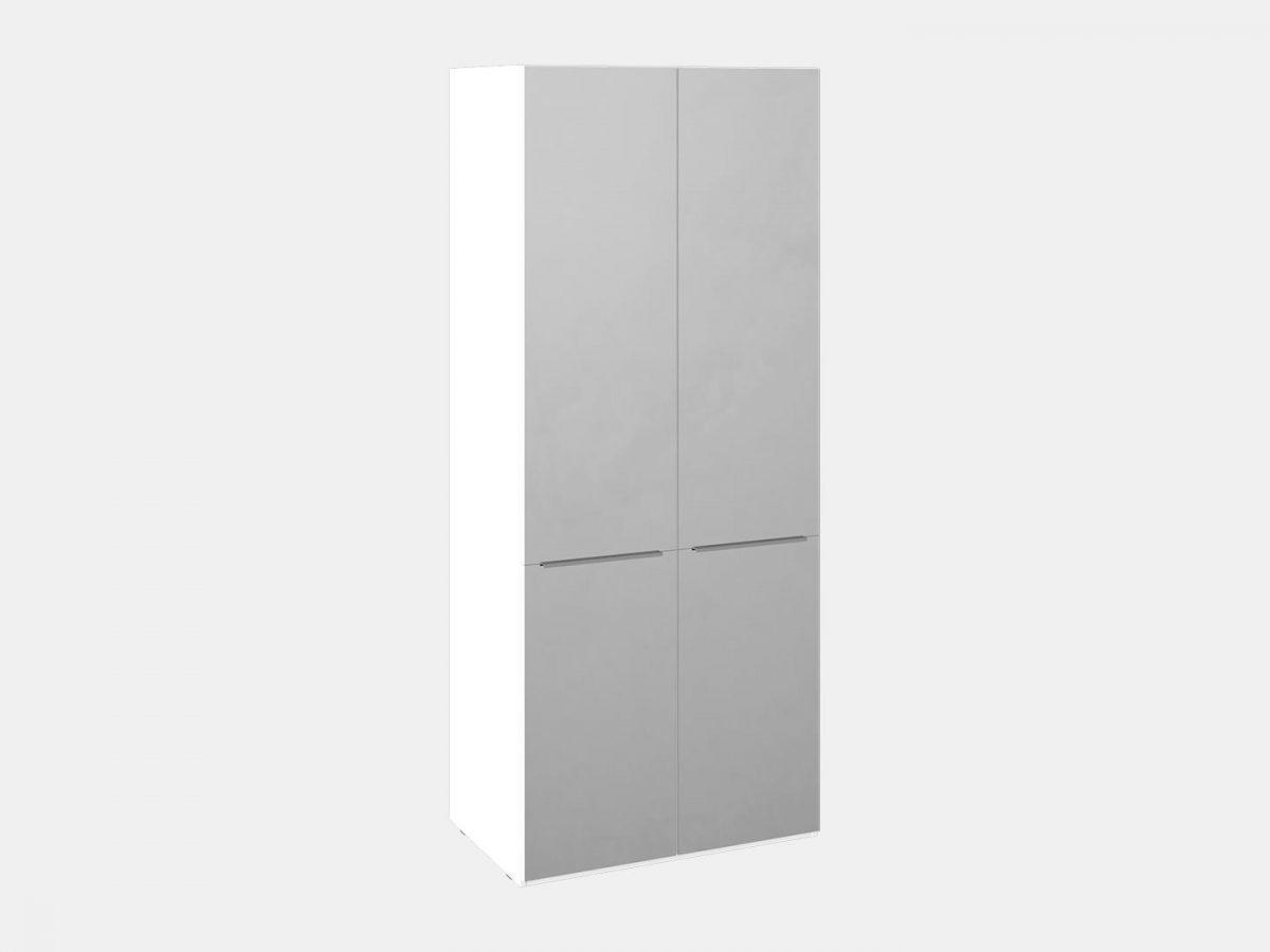 Шкаф для одежды зеркальный «Синди»
