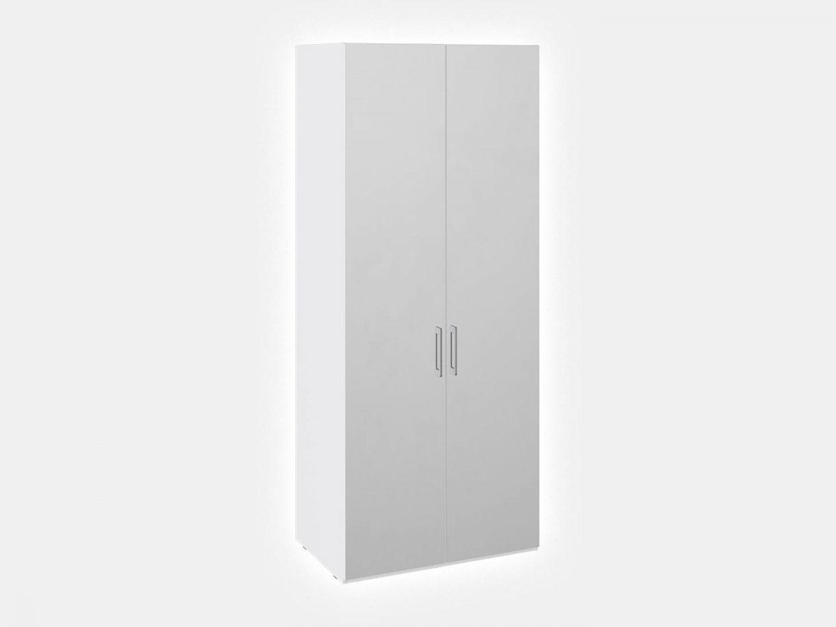 Шкаф для одежды зеркальный «Скарлет»