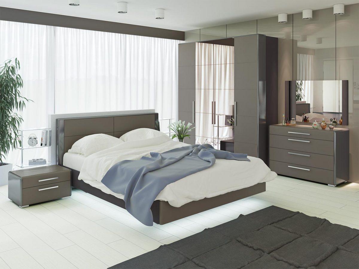 Купить недорогой спальный гарнитур «Наоми»
