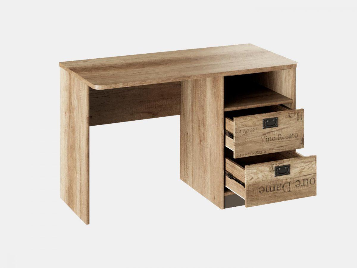 Стол с ящиками «Пилигрим»