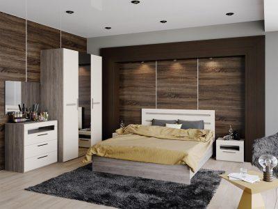 Спальный гарнитур «Фьюжн»